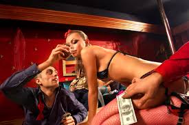 Las Vegas Strip clubs